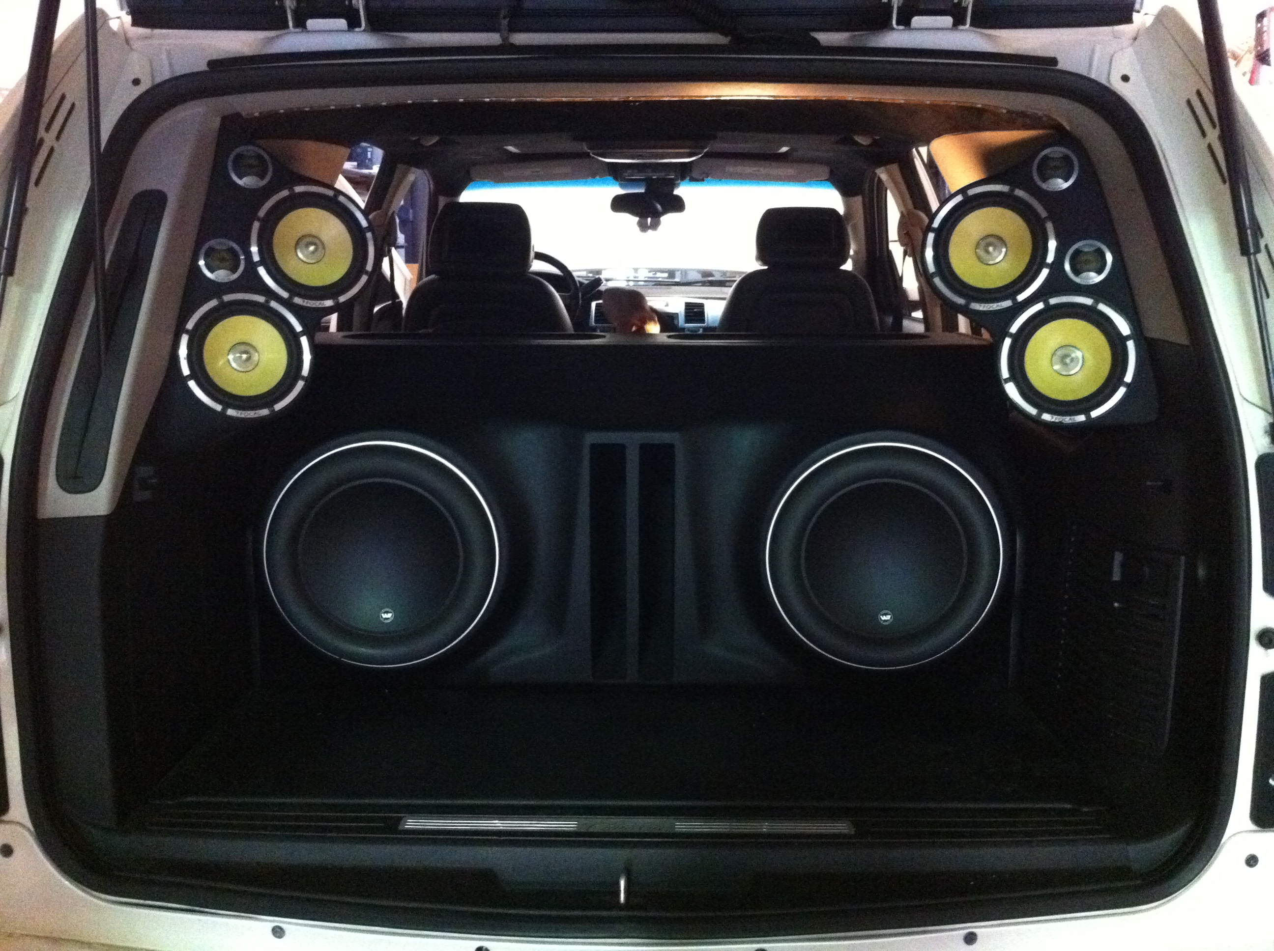 Watch in addition Audio Skoda Fabia Rear Door 17cm 210w Speakers Pods P 6175 additionally Watch likewise Cary Client Gets Amazing Toyota Corolla Stereo System Upgrade together with Fathead Wall Decals. on car audio door speaker pods