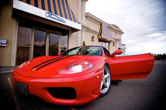 ULTRA AUTO SOUND Ferrari experience