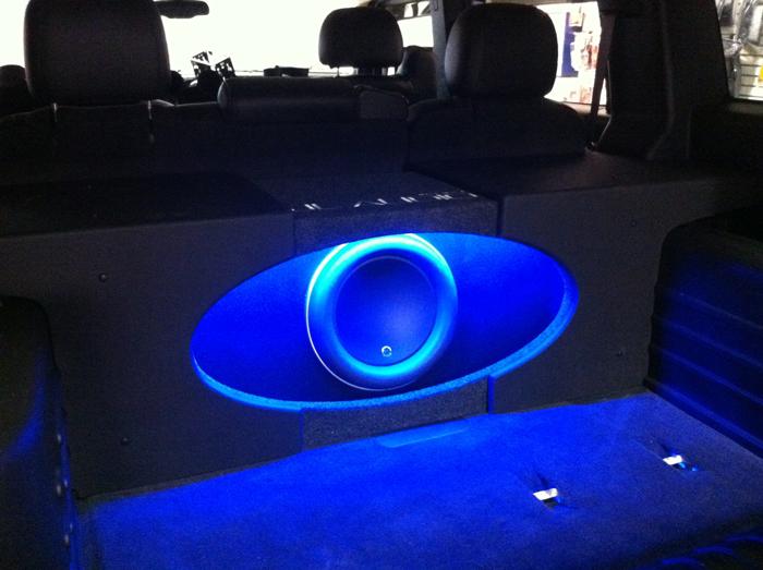 W7 Ultra Auto Sound