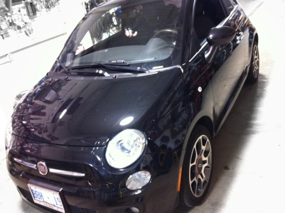 ULTRA AUTO SOUND Fiat 500