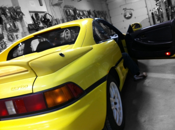 This track car needs audio, whats better than a track car? A track car with great audio!