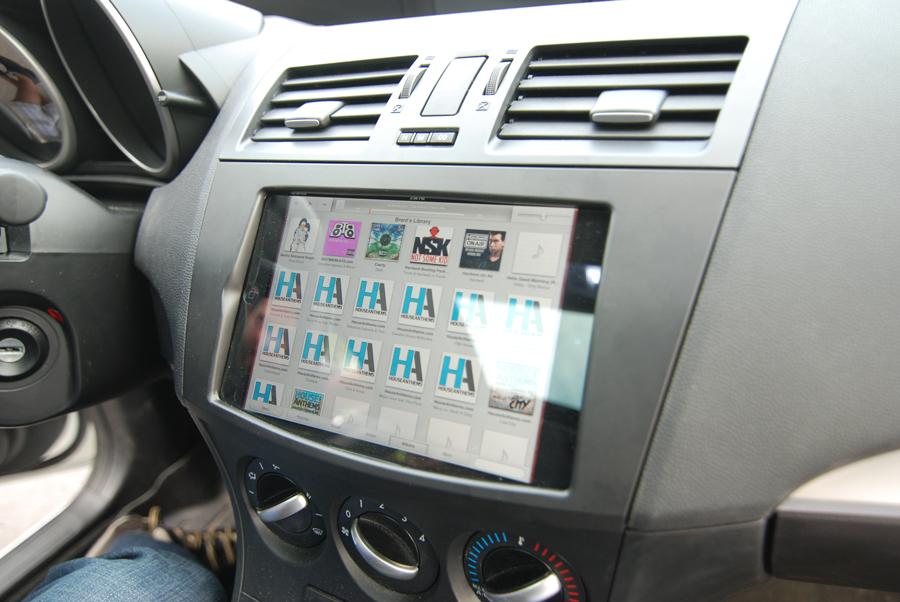 Ipad Ultra Auto Sound