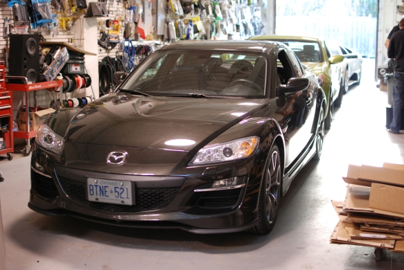 ultra-auto-sound-mazda-rx8-audio-upgrade