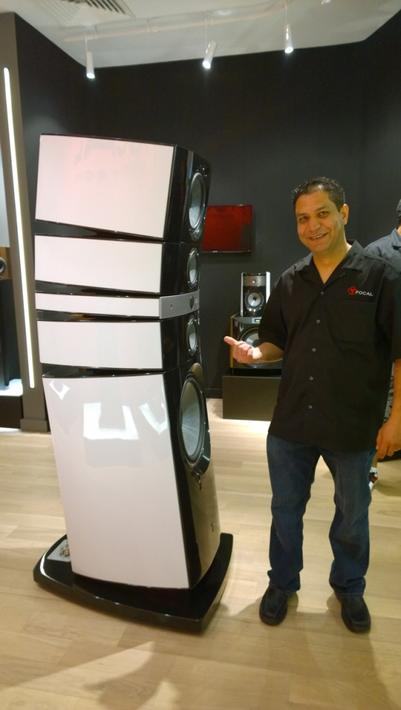 Only a few get to experience the worlds best sounding speaker...And yes ULTRA is that few.