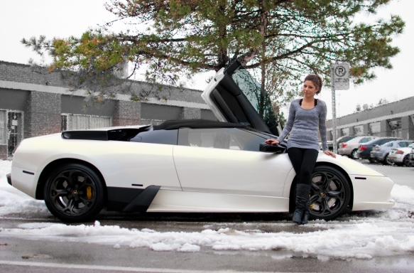 Fresh Murcielago with a Ultra audio upgrade