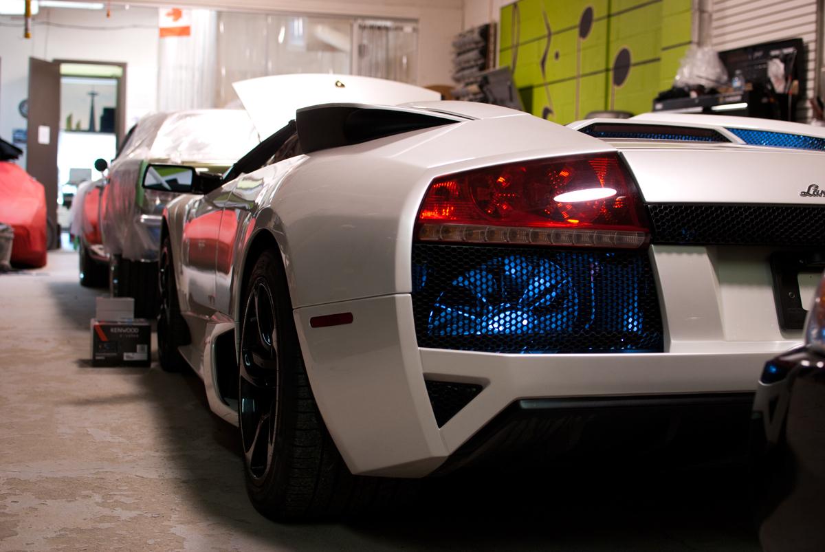 Lamborghini | Ultra Auto Sound