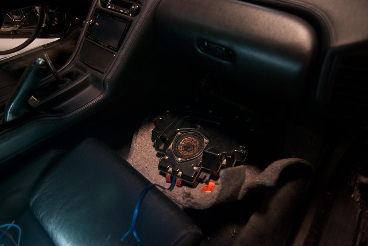 Acura Nsx 2017 Motor >> NSX: Focal Speaker Upgrade