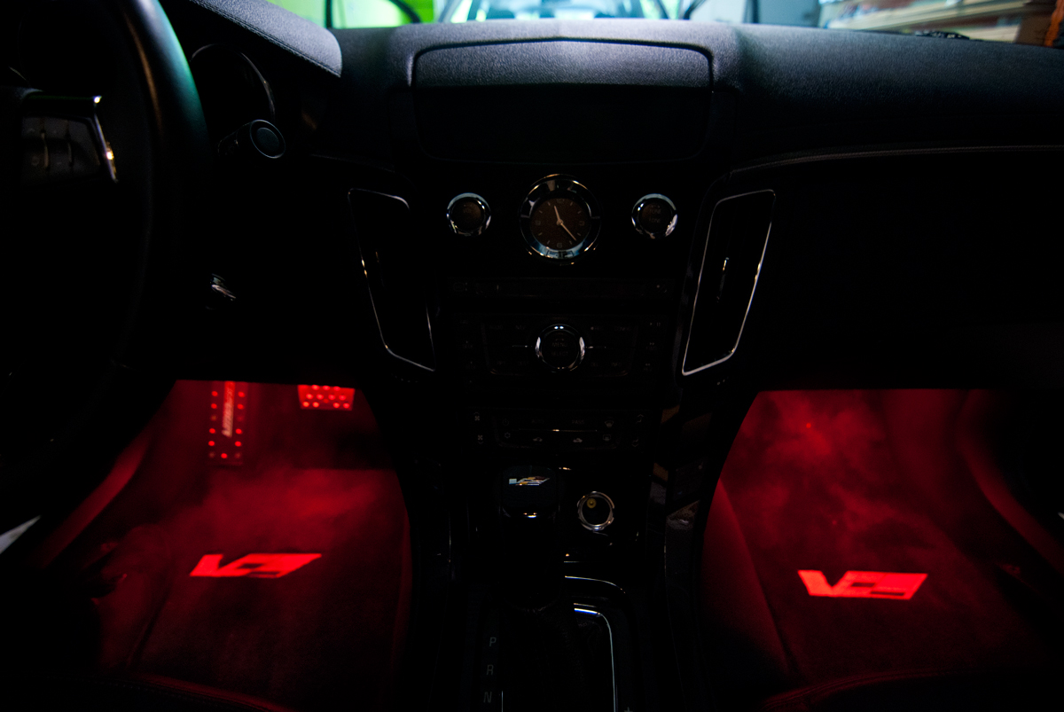 Interior Lighting | Ultra Auto Sound