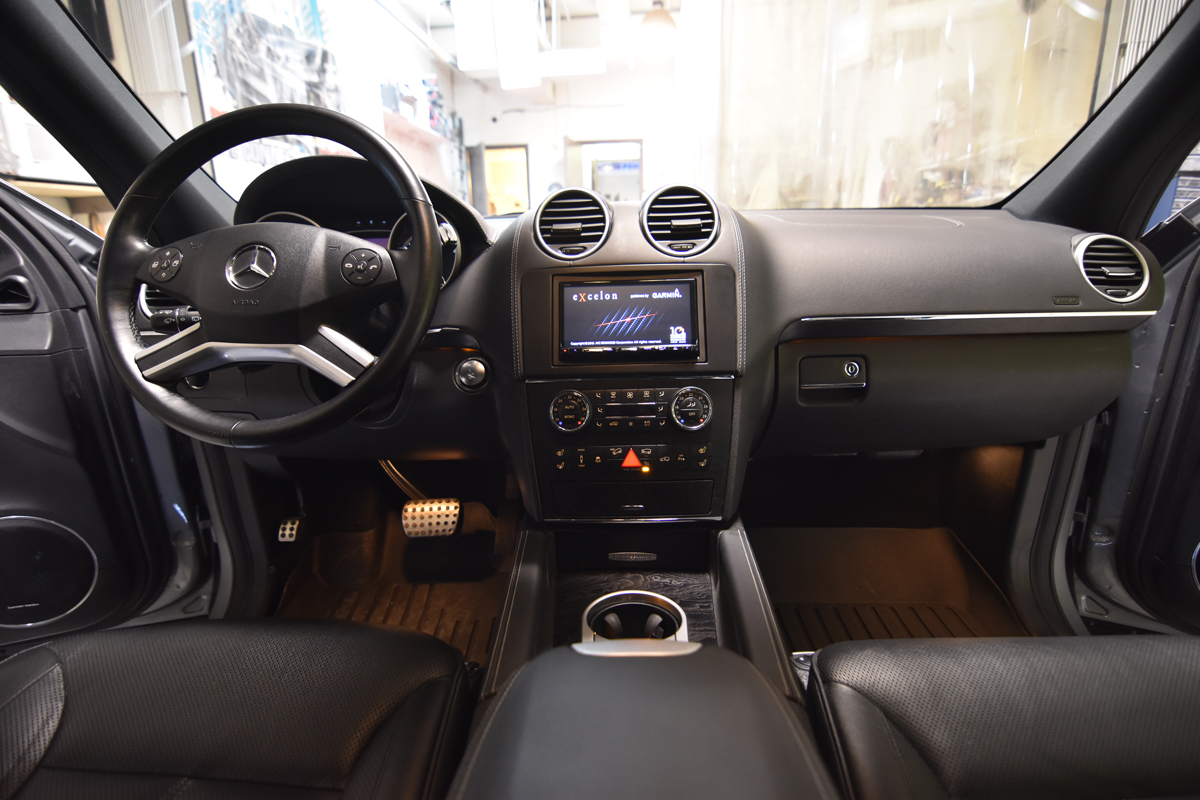 Aftermarket Stereo Installation. - MBWorld.org Forums on